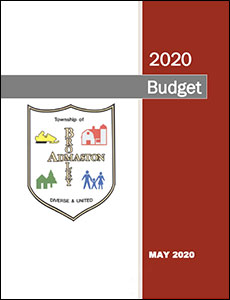 Budget Booklet May 2020